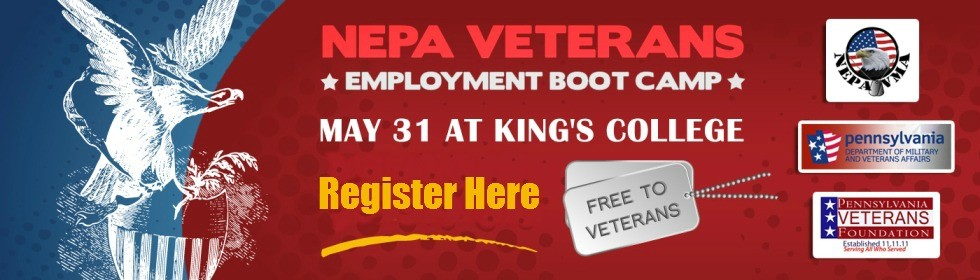 NEPA Veterans Employment Boot Camp
