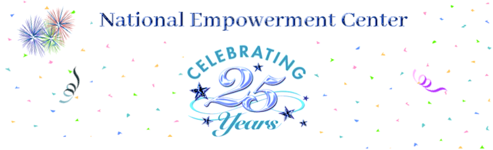 National Empowerment Center 25th Anniversary Celebration