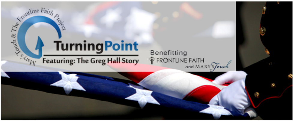 Turning Point  Featuring The Greg Hall Story